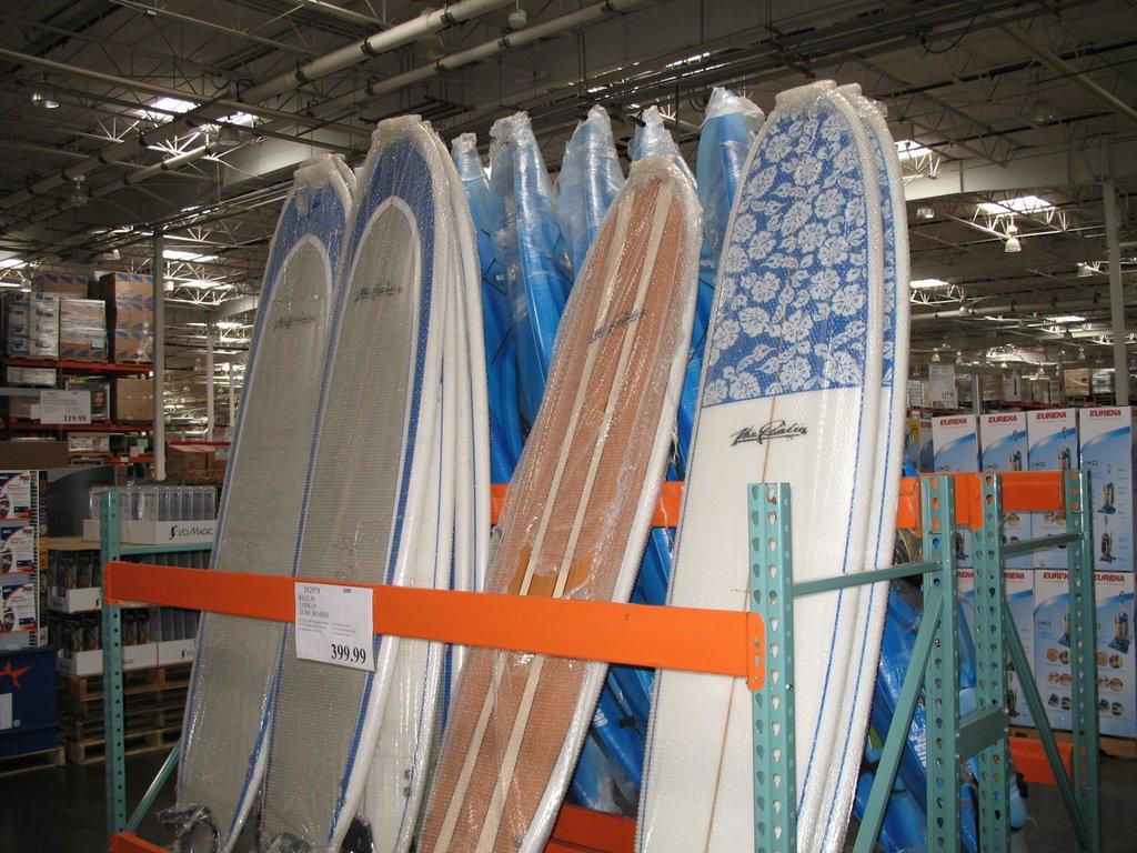 Costco Honolulu Surfboard